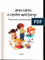 marea carte a copiilor mofturosi