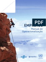 Manual de Operacionalização EMPRETEC