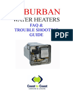 Suburban water heater guide