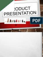 Product Presentation PPT Neeraj