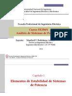 EE354 - Clase 2T3 - Ec.oscilación 2019-I