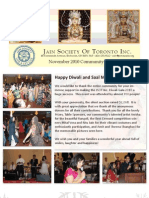 JSOT INC November 2010 Community Newsletter