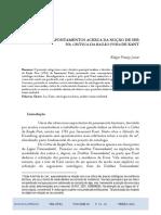Artigo apontamentos acerca da noção do ser.pdf