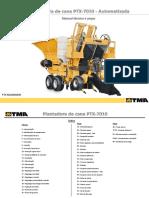 Plantadora TMA