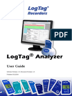 LogTag Analyzer User Guide