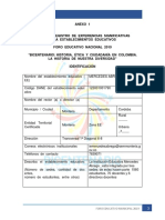 ANEXO 1. Ficha de Registro