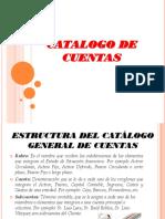 Catalogo de Cuentas Dialfre - Arreglado