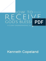 How To Receive God's Blessing ( - Kenneth Copeland.epub