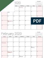 January 2020 - December 2020 (1)