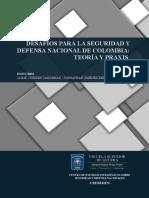 2017 Desafios Para La Seguridad y Dn de Colombia