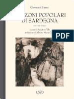 Canzoni Popolari Vol. III - Sardegna Cultura