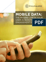 Mobile Data_ the Missing Link in You User Acquisition and Engagement Strategies - Phunware eBook