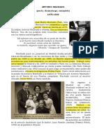 1- antonio Machado Biografia