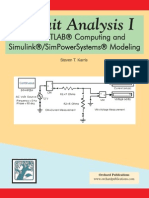 Circuit Analysis I With MATLAB