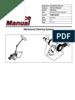 Manual Dirección Mecánica