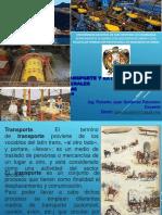 TRANSPORTE Y EXTRACCION DE MINERALES