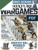 Miniature Wargames 2018-05