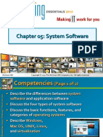 Technology and Information System - Chapter 5
