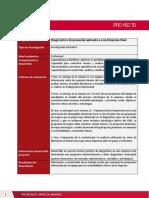 Proyecto Diagnóstico Empresarial aplicado a una Empresa Real.pdf