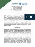 Informe Dulce de Leche, Manjar.docx