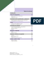 Manual de Usuario Ecosport 2009
