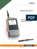 Ferrite Meter Manual OPMS FMP30Ferit 902-530 En