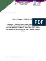 Sample Training Proposal (1)