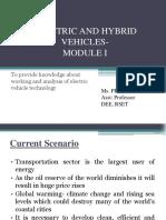 EHV Module I