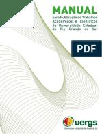 Manual de Normas - UERGS - 2ª Edição