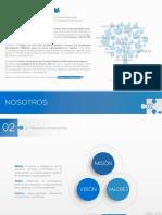 Memoria Forética 2014 - Nosotros