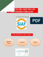 Efectos Siaf en El Peru- Marlon Prieto Hormaza