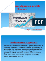 Performance Appraisal and its Process.pptx