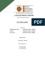 Capstone Project Report123