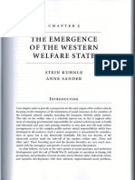 Kuhnle-2012-The Emergence of the Western Welfare State