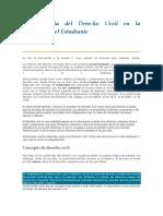 Trascendencia del Derecho Civil en la Formación del Estudiante.docx