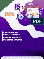 Proposta de Gerenciamento de Redes Sociais