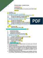 Indice Pro. Penal