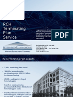 RCH Terminating Plans Web