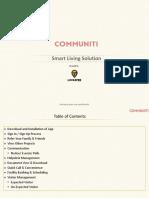 Communiti Residents Guide