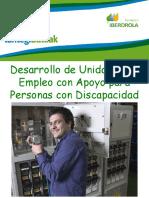 Desarrollo Udads Empleo Apoyo