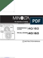 Minolta Riva Zoom 140