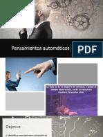 SEMANA 4 Pensamientos Automaticos.pptx