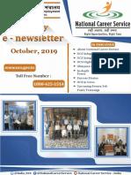 NCS E-Newsletter_October, 2019