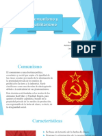 Comunismo y Utilitarismo