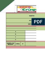 Matriz de Planificaciòn y Verificaciòn de Cumplimineto de Requisitos de Las Ntc-Iso 9001,14001,45001