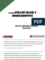 POLITICA DE SALUD Y MEDICAMENTOS.ppt