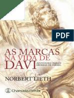 Norbert Lieth - As Marcas Na Vida de Davi - Apontando Para o Messias de Israel