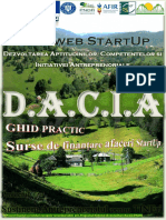 Ghid Practic Surse Finanțare StartUp D.a.C.I.a ADT GAL PARANG