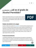 ¿Sabes Cuál Es El Grado de Alcohol Permitido Alcoholímetros en México (1)