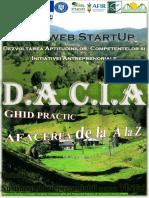 Ghid Practic Afacerea de La a La z Startup d.a.c.i.a Adt Gal Parang